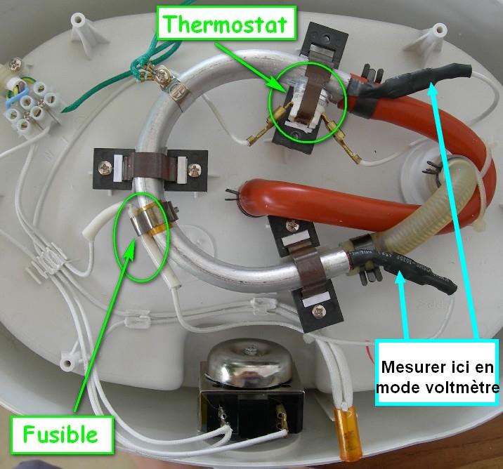 Autocuiseur vapeur ne chauffe plus - Centrale vapeur ne chauffe plus ...